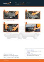 Guía de reparación paso a paso para AUDI 80