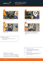 Cómo cambiar la rótula de dirección transversal en Volkswagen T5