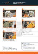 BREMBO 09.A427.1X para XC90 I (275) | PDF guía de reemplazo