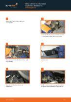 Cambio Muelle de chasis delanteras izquierda derecha VW bricolaje - manual pdf en línea