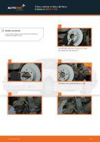 Cambio Pastillas De Freno traseras y delanteras BMW 3 Compact (E36): guía pdf