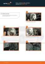 Cómo cambiar y ajustar Disco de freno BMW 3 SERIES: tutorial pdf