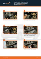 Cambio Barra oscilante delantero y trasero BMW bricolaje - manual pdf en línea