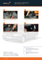 Como sustituir la bujía de ignición en Volkswagen Golf III
