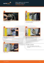 Cómo cambiar los resortes de suspensión trasera en Volkswagen Golf III