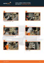 Manual de taller para VW GOLF en línea