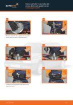 Cambio Kit cuscinetto ruota posteriore e anteriore VW da soli - manuale online pdf