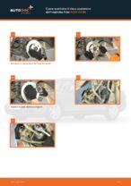 Come sostituire il disco posteriore dell'impianto freni AUDI A4 В5