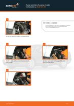 Come sostituire il gambo tirante trasversale su AUDI A4 В5