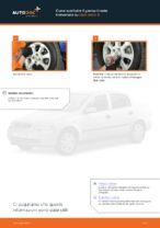Come sostituire il gambo tirante trasversale su Opel Astra G