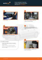 Le raccomandazioni dei meccanici delle auto sulla sostituzione di Tergicristalli OPEL Opel Zafira f75 1.8 16V (F75)