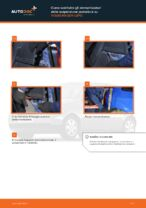 VW LUPO Ammortizzatori sostituzione: tutorial PDF passo-passo