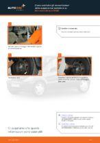 MERCEDES-BENZ Classe A Ammortizzatori sostituzione: consigli e suggerimenti