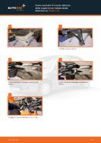 Quando cambiare Braccio di controllo CITROËN C3 I (FC_): manuale pdf
