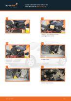 Istruzioni gratuite online su come rinnovare Filtro olio motore OPEL ASTRA H (L48)