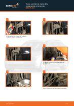 Scopri il nostro tutorial dettagliato su come risolvere il Molle ammortizzatore anteriore sinistro destro BMW problema