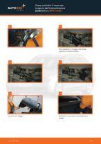 Sostituzione Cuscinetto ammortizzatore posteriore e anteriore BMW 5 SERIES: tutorial online