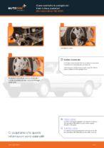 Montaggio Kit pasticche freni MERCEDES-BENZ 190 (W201) - video gratuito