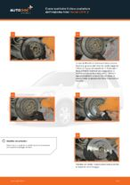 PDF manuale di sostituzione: Kit dischi freno HONDA CR-V II (RD_) posteriore e anteriore