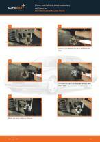 Come sostituire la pinza posteriore del freno su Mercedes-Benz E-Class W210