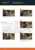 Come cambiare è regolare Pasticche freni PEUGEOT 406: pdf tutorial