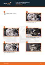 pezzi di ricambio HONDA CR-V III (RE) | PDF Tutorial di riparazione