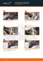Sostituzione Kit cuscinetto ruota posteriore e anteriore HONDA CR-V: tutorial online