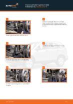 Quando cambiare Testa barra d'accoppiamento HONDA CR-V III (RE): manuale pdf