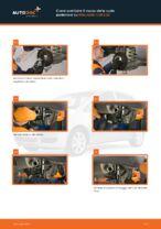 Istruzioni gratuite online su come rinnovare Kit cuscinetto ruota MITSUBISHI COLT VI (Z3_A, Z2_A)