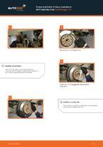 Guida passo passo alla riparazione VW TRANSPORTER V Box (7HA, 7HH, 7EA, 7EH)