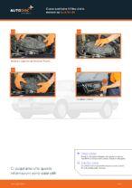 Guida passo passo alla riparazione AUDI 80