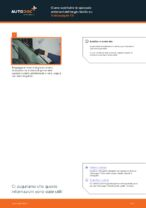 Cambiare Tergicristalli VW TRANSPORTER: manuale tecnico d'officina