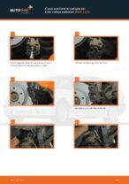 Come sostituire le pastiglie dei freni a disco posteriori BMW 3 E36
