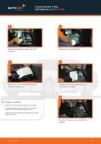 Come sostituire il filtro dell'abitacolo su BMW 3 E36