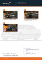 Come sostituire il filtro del combustibile su BMW 3 E36