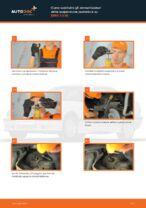 Come sostituire gli ammortizzatori della sospensione posteriore su BMW 3 E36