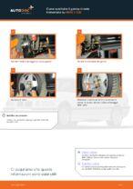 Come sostituire il gambo tirante trasversale su BMW 3 E36
