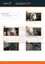 Come sostituire il disco anteriore dell'impianto freni BMW 3 E36