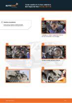 BREMBO 09.A455.1X per CR-V III (RE) | PDF istruzioni di sostituzione