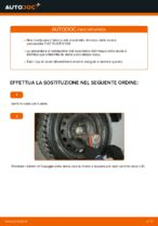Sostituzione Kit cuscinetto ruota posteriore e anteriore FIAT PUNTO: tutorial online