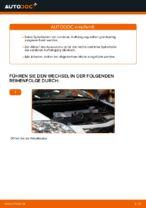 Wie Sie die vorderen Fahrwerksfedern am Toyota Auris E15 ersetzen