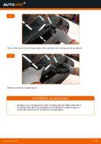 Changer Essuie-Glaces arrière et avant CITROËN à domicile - manuel pdf en ligne