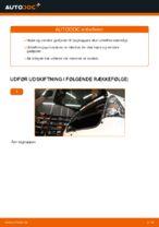 Hvordan skifter man og justere Gasdæmper bagklap : gratis pdf guide