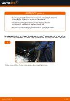 Wymiana Klocki Hamulcowe MERCEDES-BENZ A-CLASS: instrukcja napraw