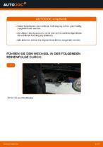 Auswechseln Fahrwerksfedern CITROËN C1: PDF kostenlos