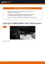 Changer Amortisseur arrière + avant CITROËN à domicile - manuel pdf en ligne
