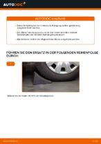 Wie Sie die hintere Aufhängung der Stoßdämpfer am BMW E90 ersetzen