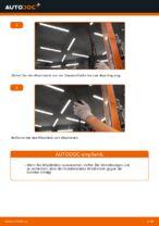 Nützliche Fahrzeug-Reparaturanleitung für hinten + vorne Frontscheibenwischer LEXUS