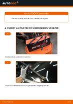 RX javítási és karbantartási útmutató