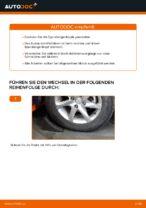 Ersetzen von Spurgelenk Tutorial für BMW X3